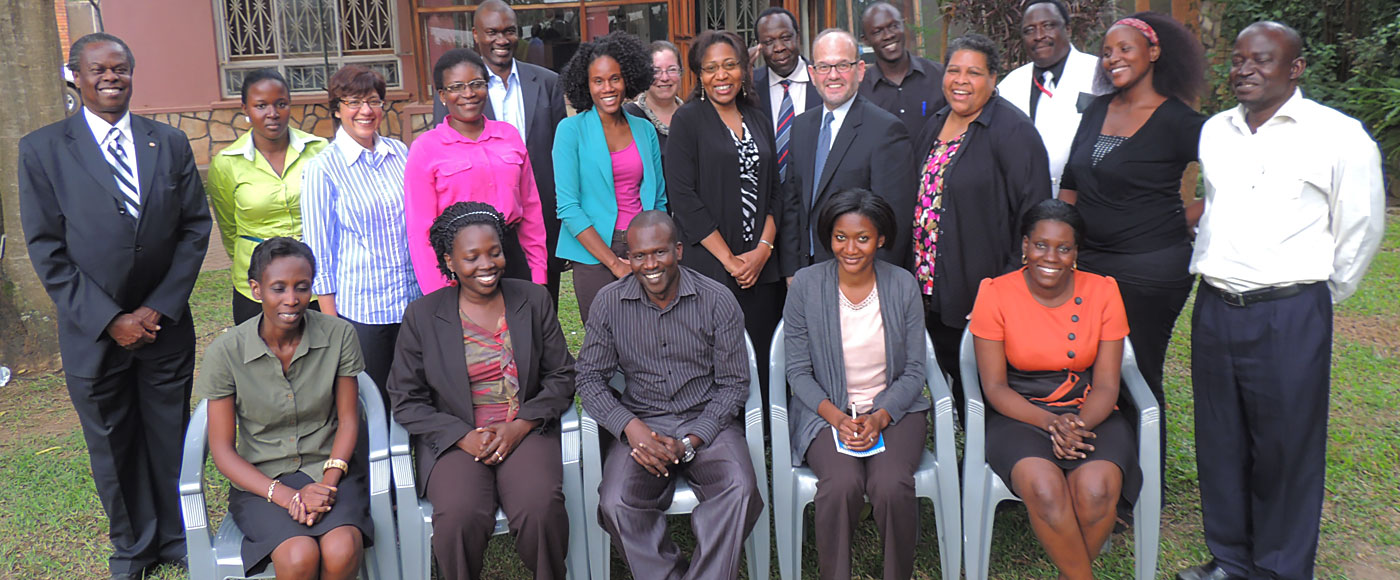HRSA CIASS team visits African Centre for Global Health and Social Transformation (ACHEST)