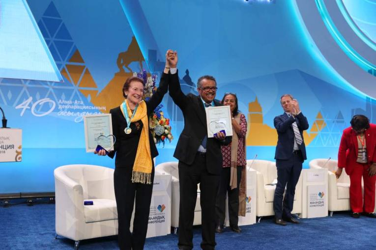 The Astana Declaration